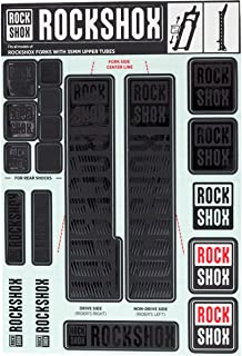 rockshox yari decals