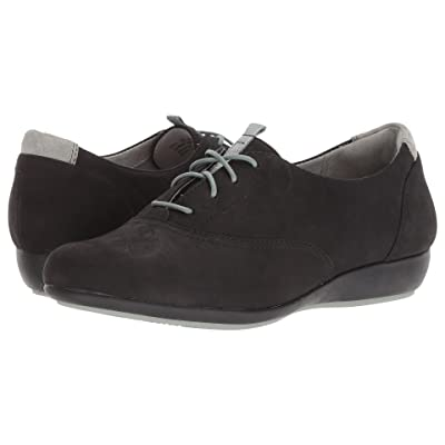Dansko Kimi (Black Milled Nubuck) Women