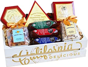 California Delicious Picnic for Two Gift Basket