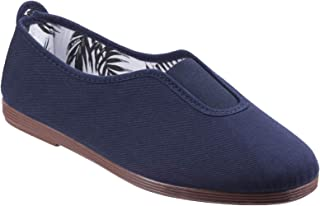 Flossy Womens/Ladies Califa Canvas Slip On Shoe