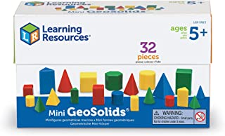 3d shapes for children