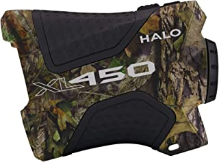 Halo XL450 Yard Laser Range Finder/Rangefinder in Mossy Oak - XL45028MS-8