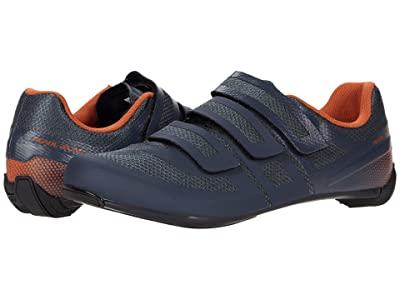 Pearl Izumi Quest Road Cycling Shoe (Dark Ink/Copper) Women