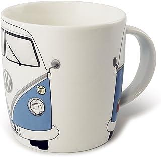 BRISA VW Collection - Volkswagen Bus T1 Camper Van Kombi Coffee Mug, Tea Cup for Kitchen, Garage, Office - Camping Equipme...