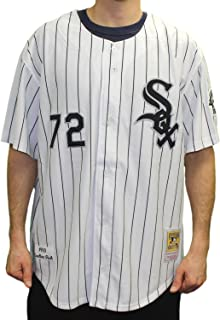 Mitchell & Ness Carlton Fisk Chicago White Sox MLB Authentic 1993 Jersey