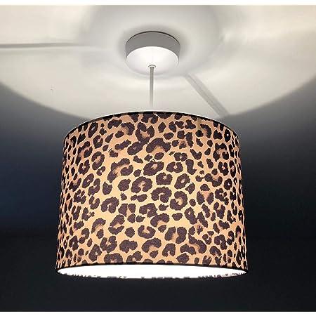 Leopard Animal Print Ceiling Light Lamp