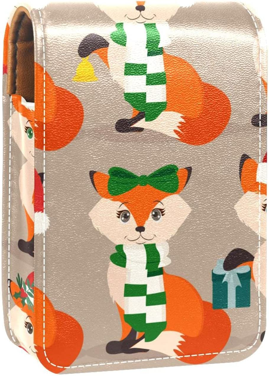 Makeup Ranking TOP7 Lipstick Ranking TOP2 Case For Outside Po Christmas Foxes Cute Festive