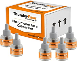 ThunderEase Multicat Calming Pheromone Diffuser Refill | Powered by FELIWAY | Reduce Cat Conflict, Tension and Fighting (1...