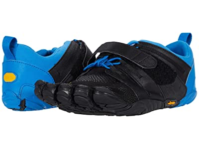 Vibram FiveFingers V-Train 2.0 (Black/Blue) Men
