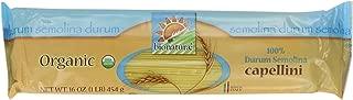 bionaturae Organic Capellini, 16 Ounce Bags (Pack of 12)