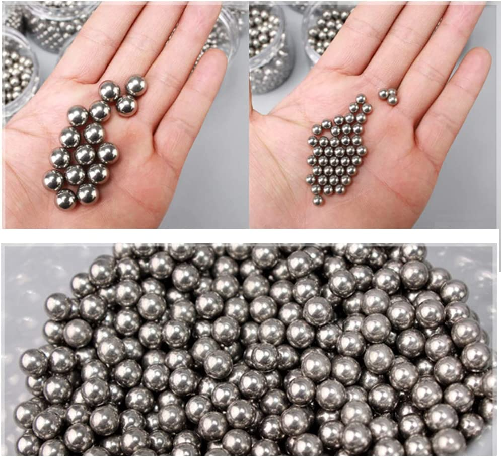 Huanyu 1kg 304 Stainless Steel Grinding Balls for Lab Planetary Ball Mill 20mm