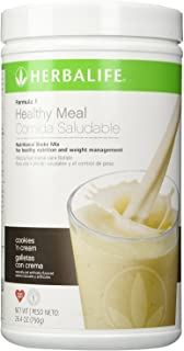 herbalife cafe latte ingredients