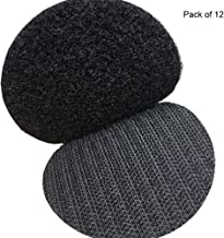 Best round velcro pads Reviews