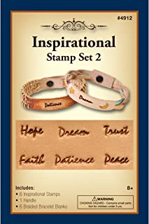 girl scout leather stamp