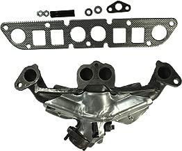 JDMSPEED New 674-225 Cast Iron Exhaust Manifold W/Gasket Kit For Cherokee Dakota Truck Wrangler 2.5L