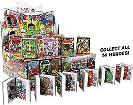 Tokidoki Full Case of 24 Marvel Frenzies Series 2 Blind Box Vinyl Mini Figures