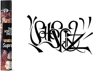 SOHO SKINZ || Hypebeast Juul Skin/Decal Designer| Supreme | Off White | Easy to Apply | Does Show Battery Light!