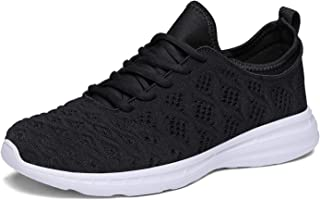 Women Lightweight Sneakers 3D Woven Stylish Athletic Shoes