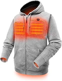 Heated Hoodie with Battery Pack (Unisex)