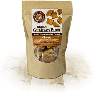 Classic Baked Graham Bites