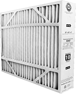 MERV 11 Aftermarket Lennox Replacement Filter 19.75x19.88x4.38 2 Pack 20x20x5