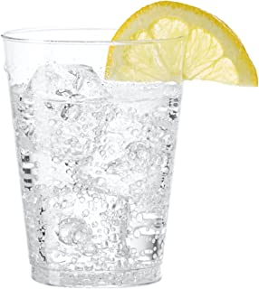 Best crystal plastic cups Reviews