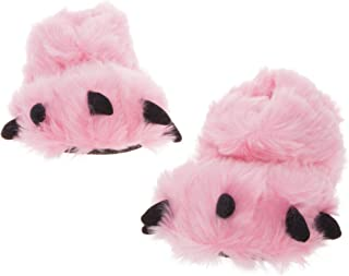 Bear Paw Animal Slippers