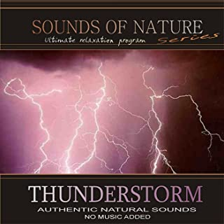 Best Thunderstorm (Sounds of Nature) Review