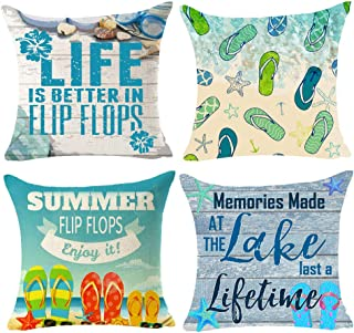 Throw Pillow Covers Lipor Throw Pillow Covers Decorative Pillows Inserts Home Kitchen