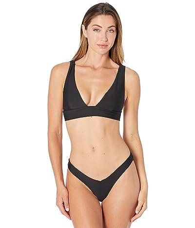 Volcom Simply Seamless Halter Bikini Top