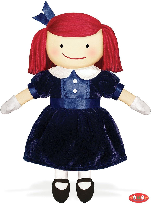 Yottoy La Belle Madeline 16  Soft Doll