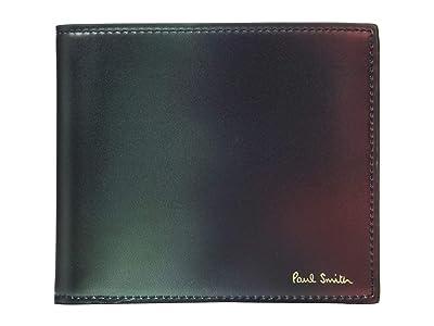 Paul Smith Bifold Gradient Wallet (Gradient) Handbags