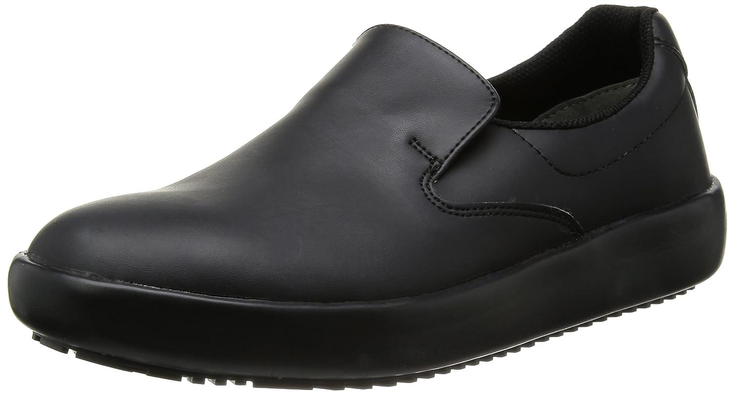 [ミドリ安全] 作業靴 耐滑 スリッポン ハイグリップスーパー NHS700