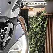 Acerbis 2140469999 Led Für Handschützer Dual Road Schwarz Einheitsgröße Auto