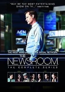 Newsroom: The Complete Series (3 Dvd) [Edizione: Regno Unito] [Reino Unido]