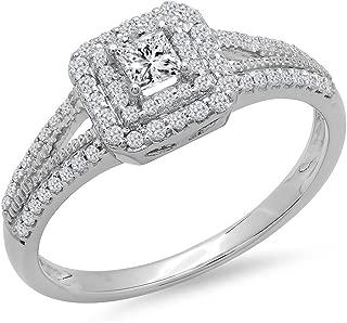 Best 1/2 carat wedding ring Reviews
