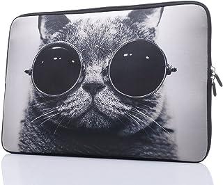 حقيبة كمبيوتر محمول 15-15.6 بوصة غطاء مقبض من النيوبرين لجهاز ماك بوك برو / ماك بوك اير / Hp/Dell/Lenovo/Thinkpad/Asus/Ace...