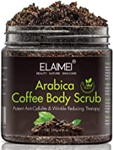 Coffee Body Scrub, Cellulite removal cream,Anti cellulite arm thigh abs tight and firming, Moisturizing and whitening Body Exfoliator,face and lip scrub. (Whole Bag)
