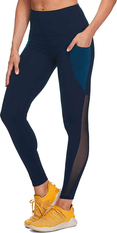Body Glove Women's Lyra Performance Fit Activewear Legging Pant