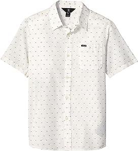 66c05e36 Mark Mix Short Sleeve Shirt (Little Kids/Big Kids). Volcom Kids