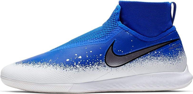 Nike Mens React Phantom Vision Pro DF Indoor Soccer Shoes