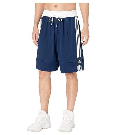 adidas 3G Speed X Shorts (Collegiate Navy/White) Men