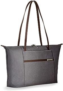 Briggs & Riley Kinzie Street-Horizontal Tote Bag, Grey, One Size