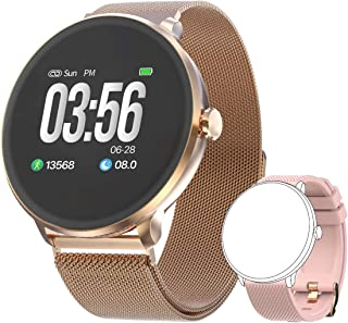 Bebinca Smartwatch Reloj Inteligente con Cronómetro, Pulsera Actividad para Deporte,Reloj de Fitness con Podómetro Hombre ...