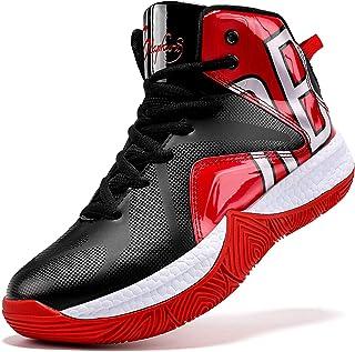 Elaphurus Kid's Basketball Shoes Boys Sneakers Girls Outdoor Trainers Durable Sport Shoes(Little Kid/Big Kid)