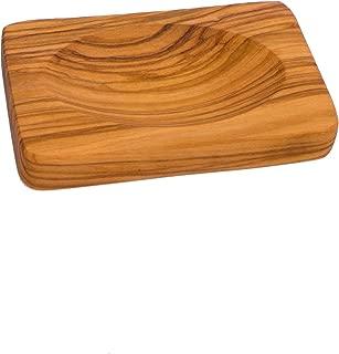 Olive Wood Hasselback Potato Cutting Board - SkandWood