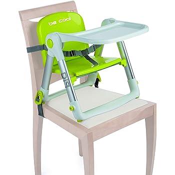 Be Cool Chaise Haute de Voyage Vert