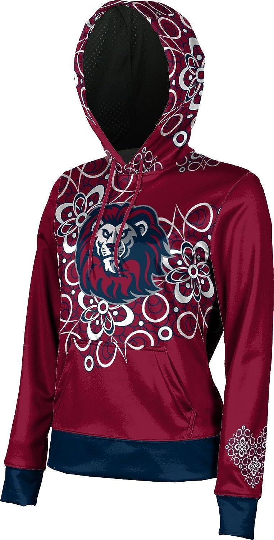 ProSphere Loyola Marymount University Girls' Pullover Hoodie, School Spirit Sweatshirt (Foxy)