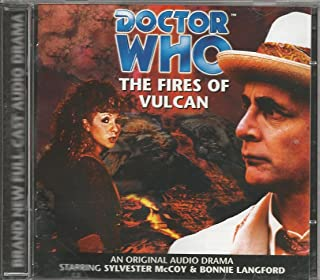 Dr Who: 012 - The Fires of Vulcan (2CD)