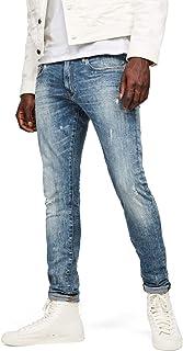 (ジースターロゥ) G-Star Raw 3301・スーパースリムデニム・ベーシックジーンズ D01159-8968 6028 medium indigo aged W31 x L30